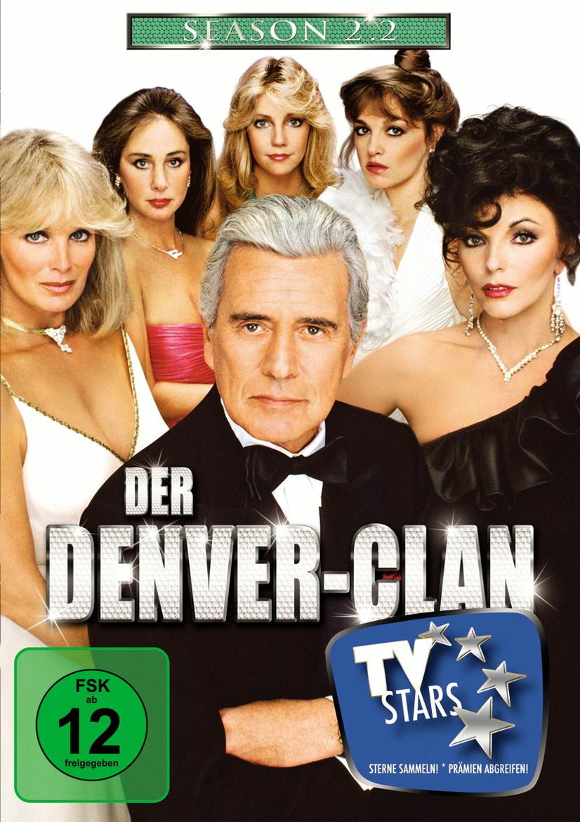 Der Denver-Clan - Season 2.2 [3 DVDs]