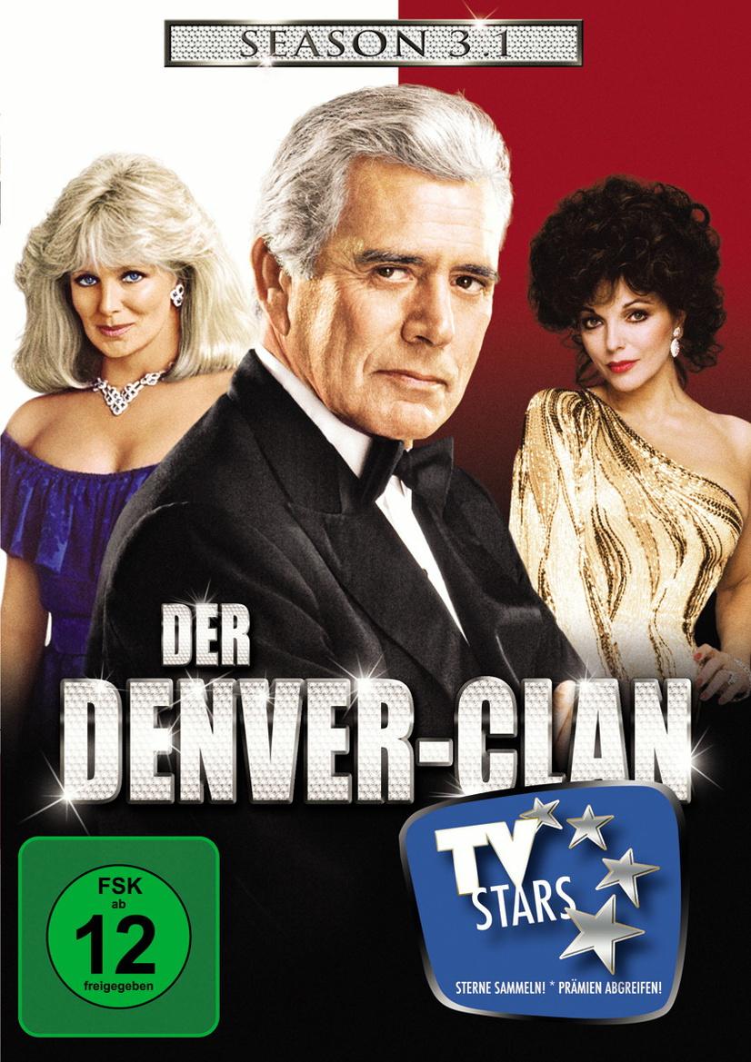 Der Denver-Clan - Season 3.1 [3 DVDs]