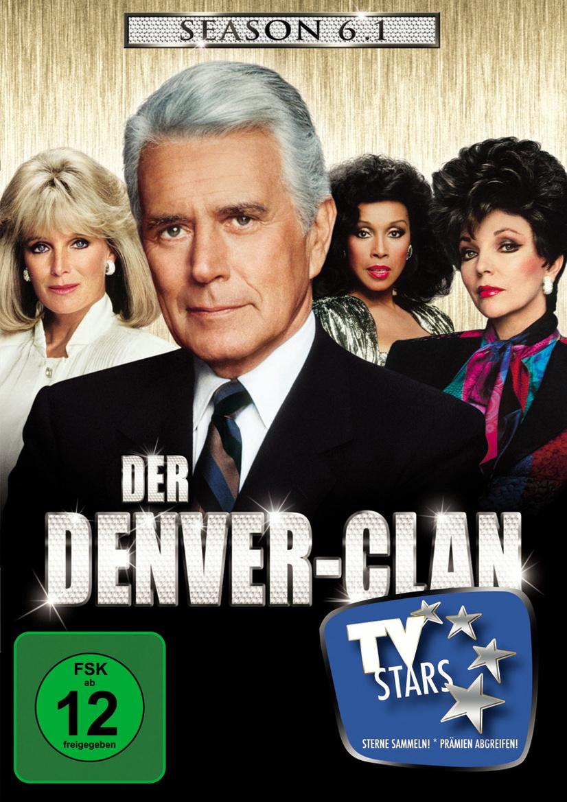 Der Denver-Clan - Season 6.1 [4 DVDs]