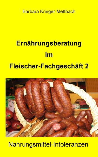 Ernährungsberatung im Fleischer-Fachgeschäft 2:...