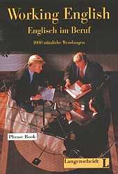 Working English, Phrase Book - Paul Westlake