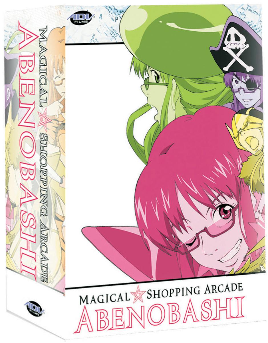 Abenobashi - Magical Shopping Arcade, Vol. 1 (C...