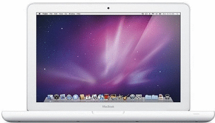 Apple MacBook 13.3 (Glossy) 2.4 GHz Intel Core ...