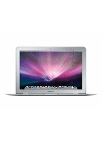 "Apple MacBook Air 13.3"" (Glossy) 1.86 GHz Intel Core 2 Duo 2 GB RAM 120 GB HDD (4200 U/Min.) [Mid 2009]"