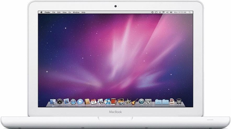 Apple MacBook 13.3 (Glossy) 2 GHz Intel Core Du...