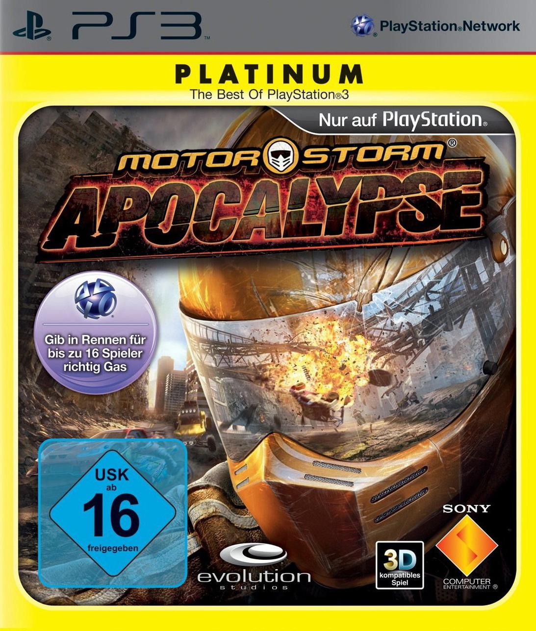 Motorstorm Apocalypse [Platinum]