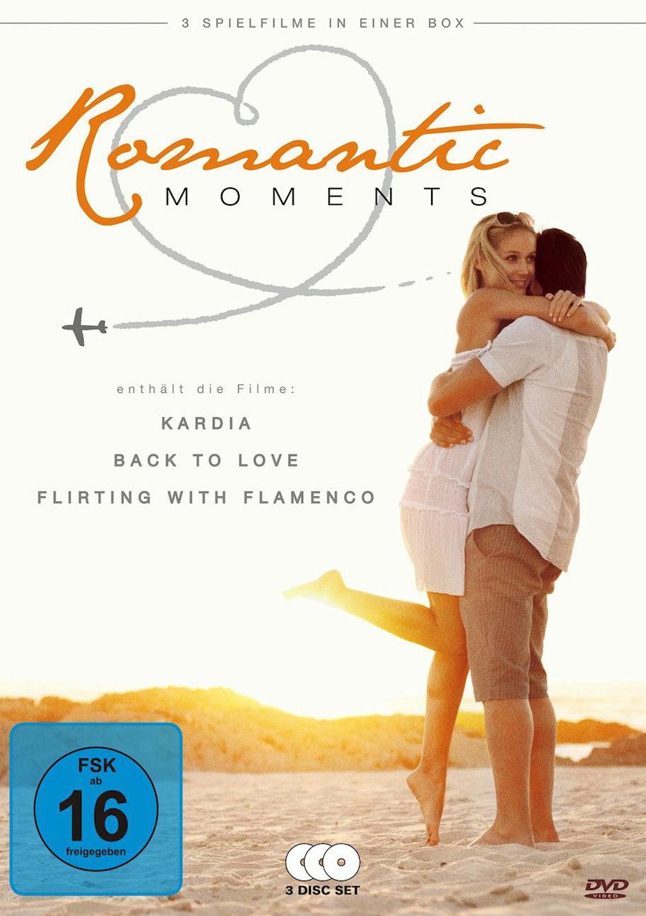 Romantic Moments Box [3 DVDs]