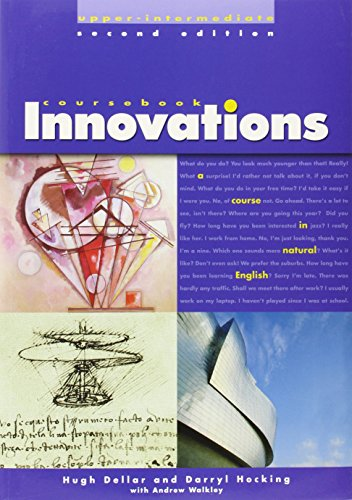 Innovations Upper-Intermediate Coursebook: A Co...