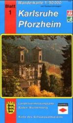 Topographische Sonderkarten Baden-Württemberg, ...