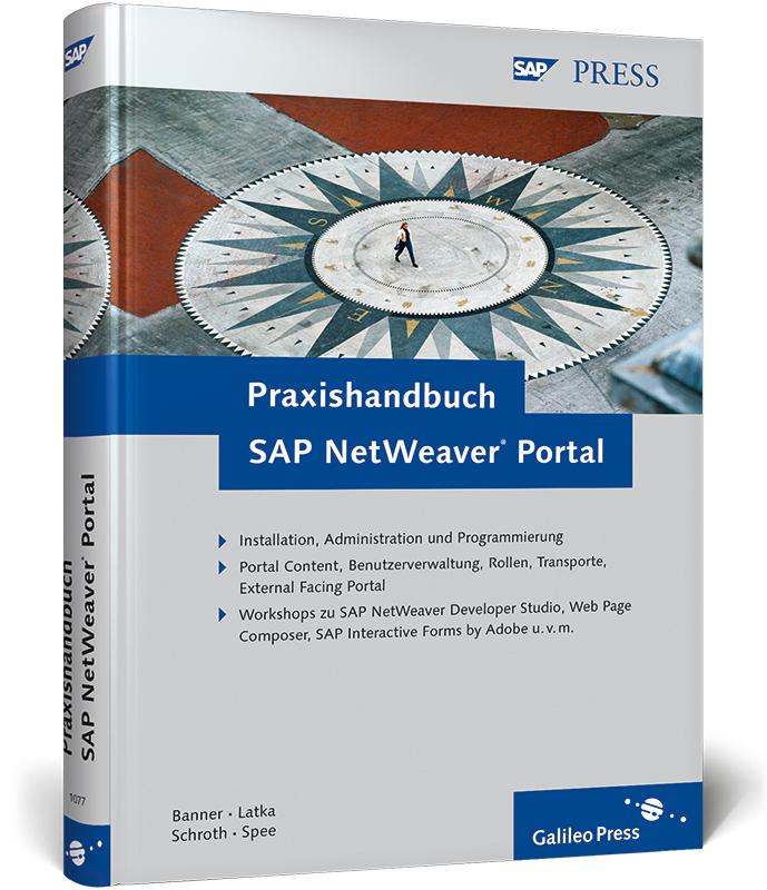 Praxishandbuch SAP NetWeaver Portal: Installati...