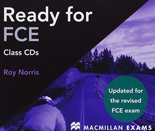 Ready for FCE - Roy Norris