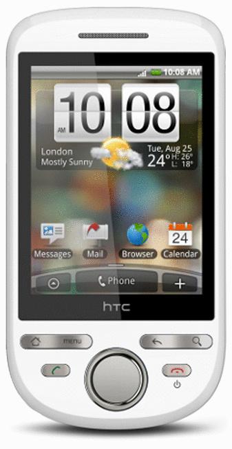 HTC Tattoo white
