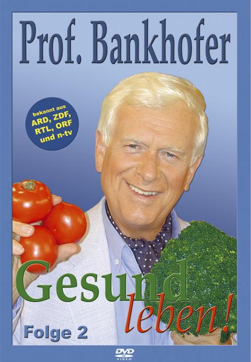 Vorschaubild von Prof Bankhofer - Gesund leben Folge 2 - DVD-Filme