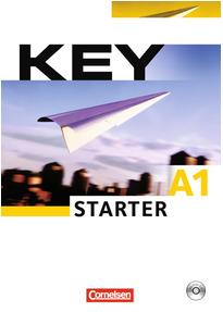 A1 - Key Starter: Kursbuch mit CD: Europäischer Referenzrahmen: A1 ...