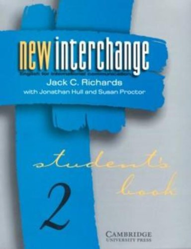 New Interchange Student´s Book 2: English for I...