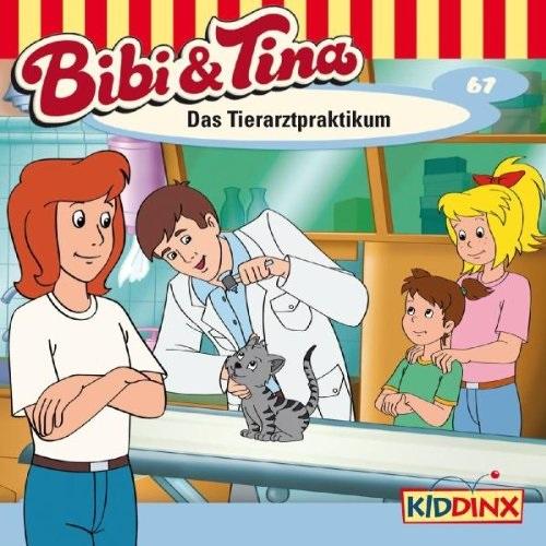 Bibi und Tina - Folge 67: Das Tierarztpraktikum