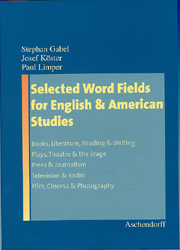 Selected Word Fields for English and American S...