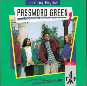 Learning English - Password Green für Gymnasien...