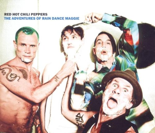 Red Hot Chili Peppers - The Adventures of Rain Dance Maggie (Limitierte Edition inkl. Aufkleber)
