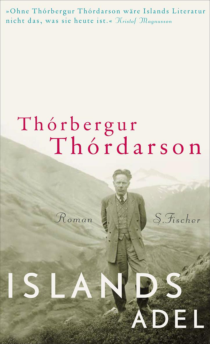 Islands Adel - Thórbergur Thórdarson