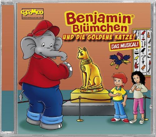 Benjamin Blümchen Special - Benjamin Musical-Be...