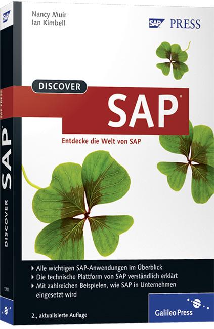 Discover SAP: Entdecke die Welt von SAP (SAP PR...