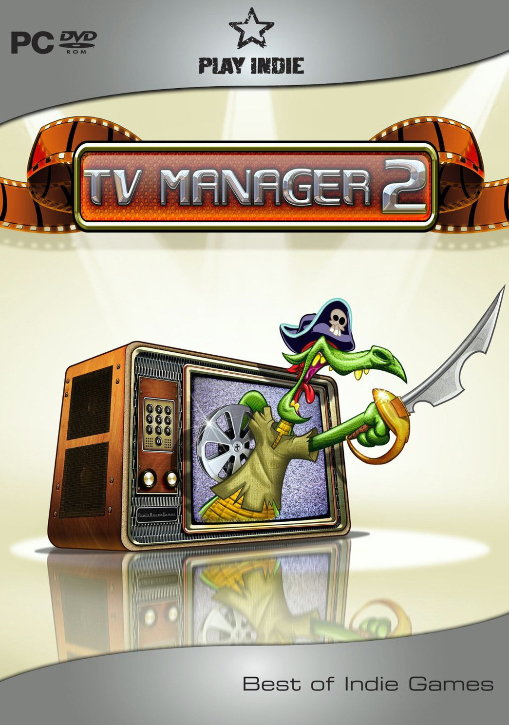 TV Manager 2 - Play Indie