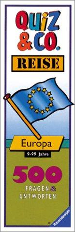 Quiz & Co., Reise (Spiel), Europa - Friedemann Hett