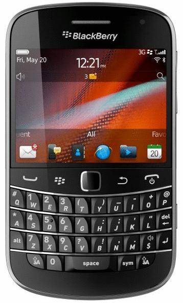 Blackberry 9900 Bold schwarz