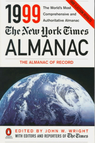 The New York Times Almanac 1999 (Reference) - John W. Wright