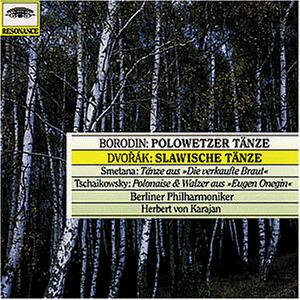 Karajan - Polowetzer Tänze/Slaw.Tänze