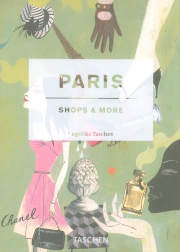Paris, shops & more: Vive Le Shopping! (Icons S...