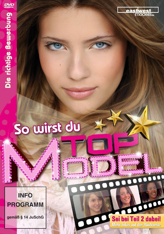 So wirst du Topmodel - Die richtige Bewerbung