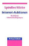 Internet-Auktionen - Gerald Spindler