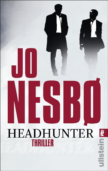 Headhunter - Jo Nesbø