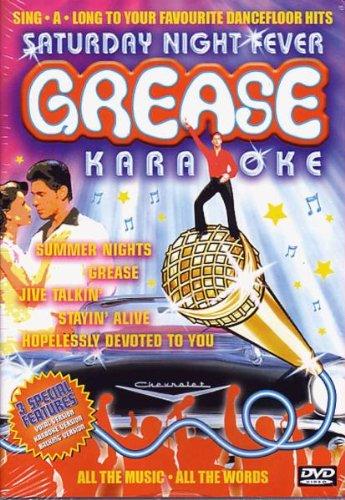 Saturday Night Fever / Grease - Karaoke [UK IMP...