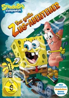 SpongeBob Schwammkopf: Das große Zug-Abenteuer