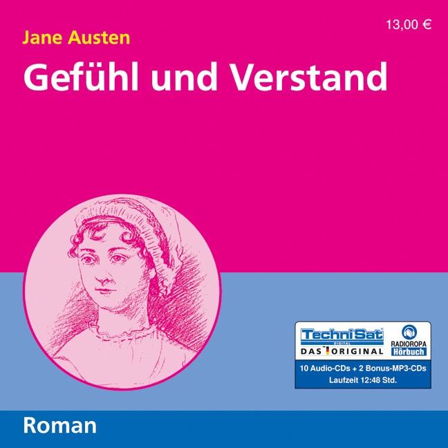 Gefühl und Verstand - Jane Austen