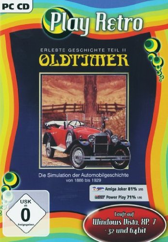 Play Retro: Oldtimer - Erlebe die Geschichte Te...