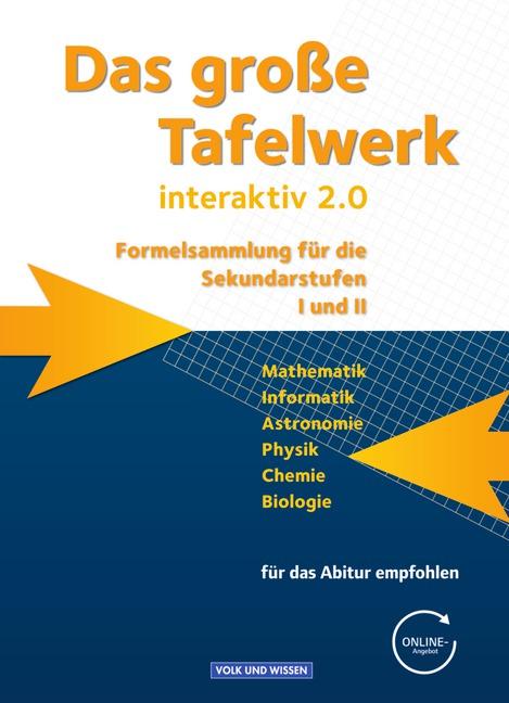 Das große Tafelwerk interaktiv 2.0 - Östliche B...