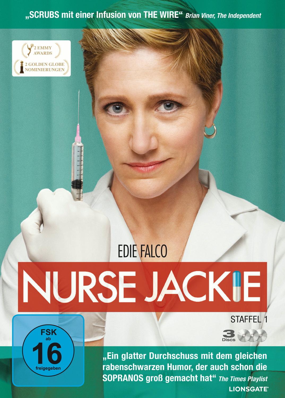Nurse Jackie - Staffel 1 [3 DVDs]