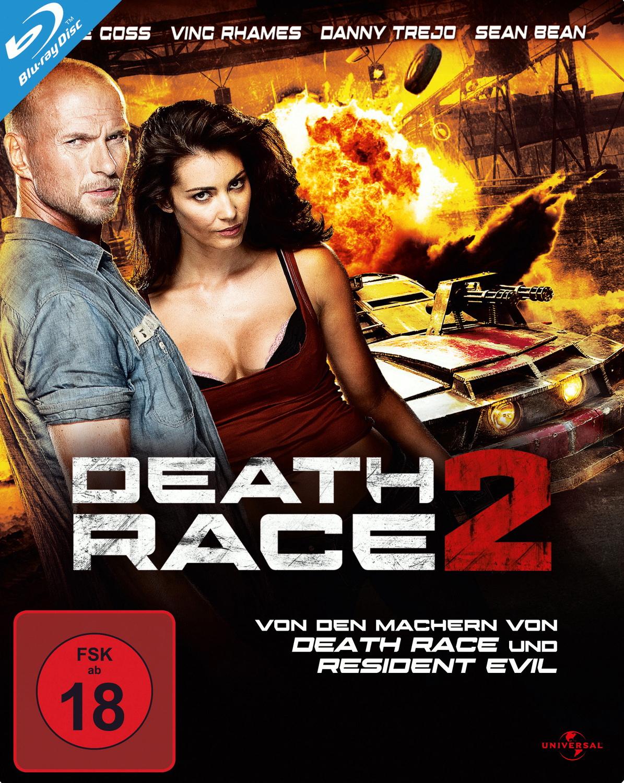 Death Race 2 [Steelbook]