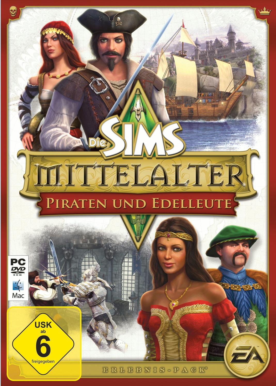 Die Sims: Mittelalter - Piraten und Edelleute [...