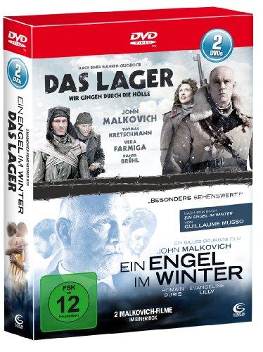 John Malkovich Boxset [2 DVDs]