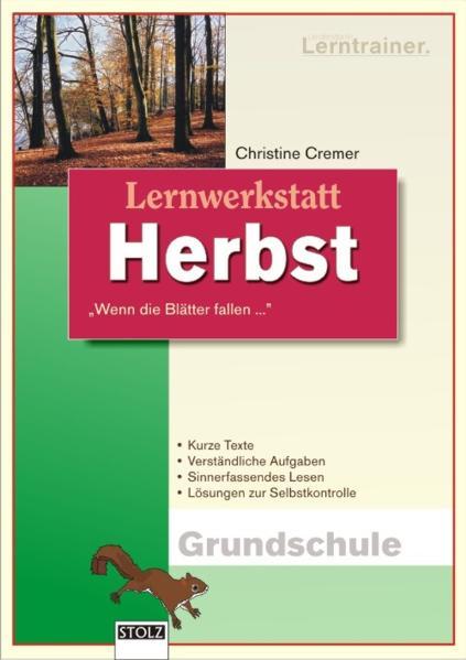 Lernwerkstatt Herbst - Christine Cremer