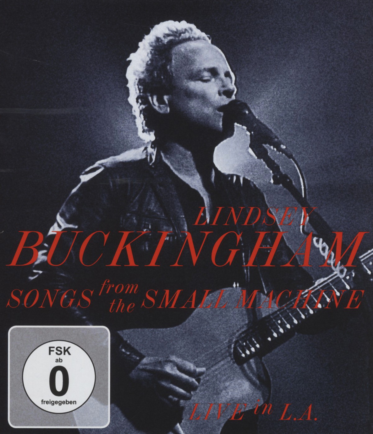 Lindsey Buckingham - Songs from the Small Machi...
