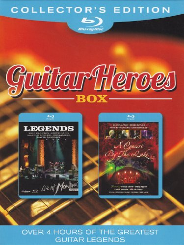 Guitar Heroes Box: Legends/A Concert by the Lake [Collector´s Edition]