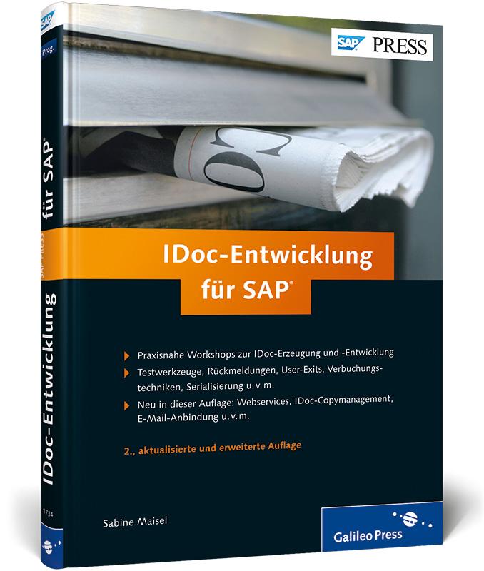 IDoc-Entwicklung für SAP (SAP PRESS) - Sabine M...