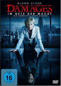 Damages: Im Netz der Macht - Die komplette erste Season [3 DVDs]