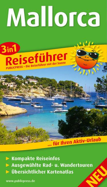 Reiseführer Mallorca: Für Ihren Aktiv-Urlaub, 3...